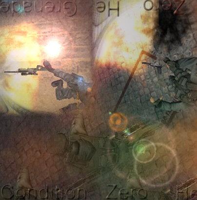 CZ - 手榴彈1(護)