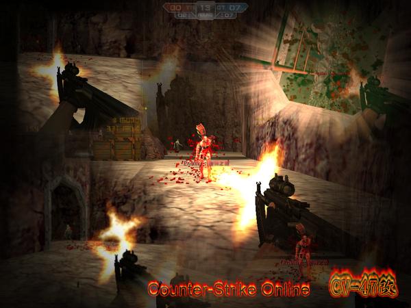 Counter-Strike Online 惡靈降世2