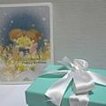 溫馨的小卡 & Tiffany