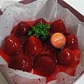 草莓高鈣低脂乳酪