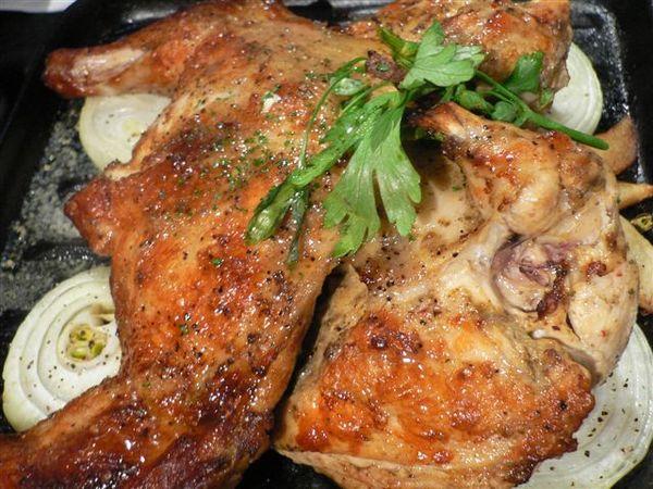 義式香草烤全雞