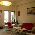 溫馨的客廳-1