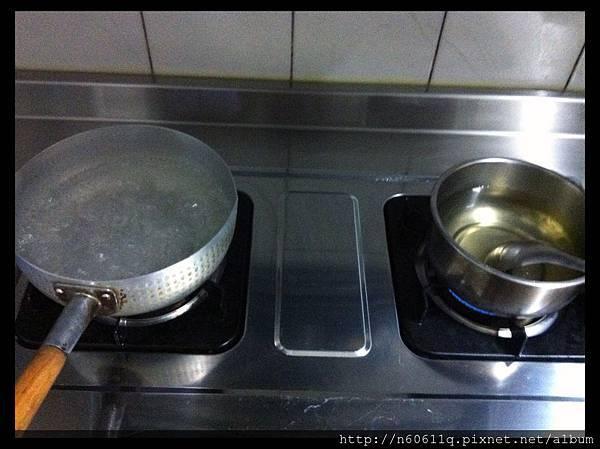 準備要煮湯圓了
