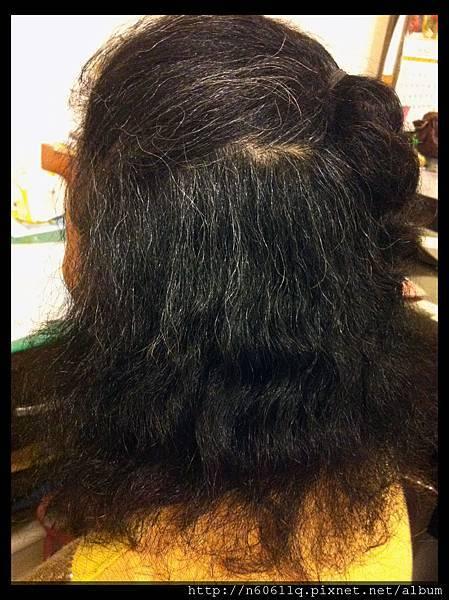 染髮前(1)