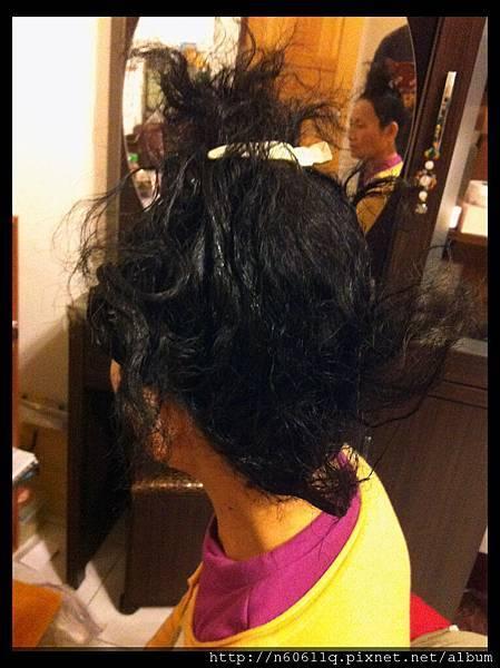 染髮中(1)