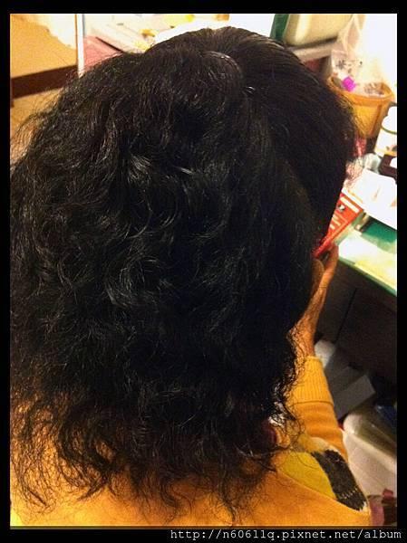 染髮後(2)