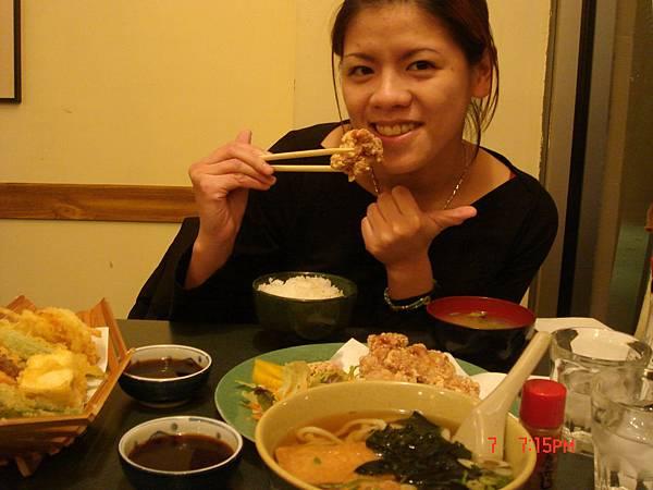 偶爾也去吃頓好料的~日本人推薦的道地日本料理OEC!