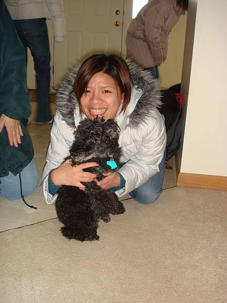 茉莉~~他們家裡的老狗~讓我想起我的小隻