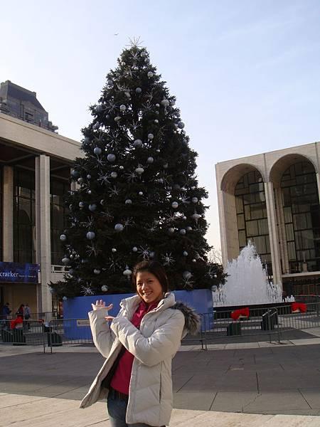 林肯藝術中心的廣場-第一站