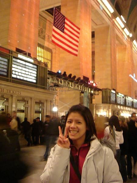 中央車站 ~~超擠的啦