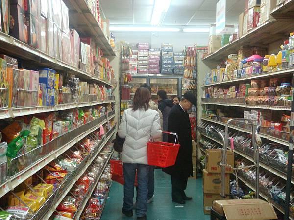 附近的中國超市,貨超齊全的啦