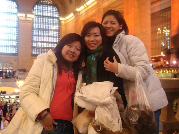 三度拜訪中央車站