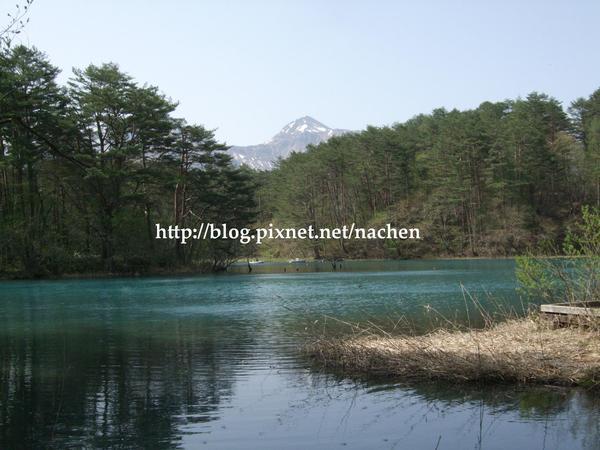 福島県の五色沼