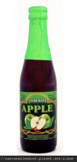 比利時必吃美食: 比利時啤酒- 琳德曼 蘋果口味 Belgium Beer- Lindemans- apple