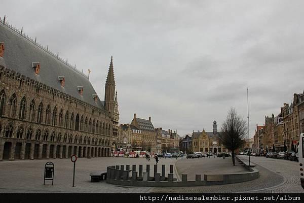 比利時遊記Part II - 必去景點之一 : 伊珀爾Ieper-In Flanders Fields Museum