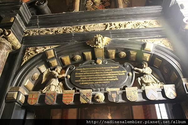比利時Belgium -  布魯日聖母教堂(Church of Our Lady/Onze-Lieve-Vrouwekerk)