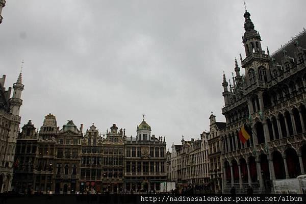 比利時布魯塞爾大廣場Grand Place,Grote Markt , Grand Place Brussels,Bruxelles