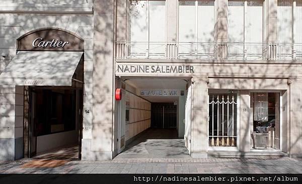 比利時布魯塞爾 娜汀莎蘭 美容 SPA Nadine SALEMBIER Beauté & Vie Brussels,Bruxelles
