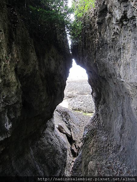 墾丁之旅-鵝鑾鼻公園 親吻石 Taiwan-kenting