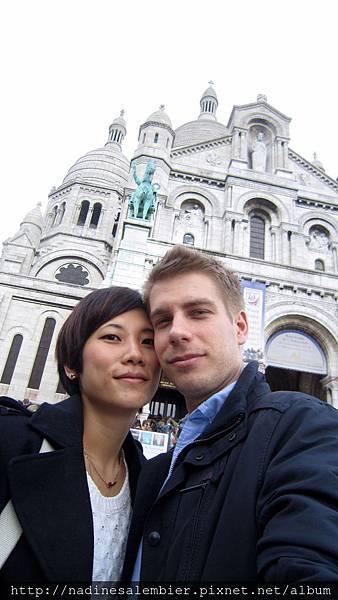 Montmartre Paris Basilique du Sacré-Cœur