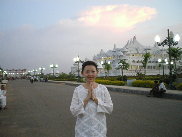 合一殿堂Oneness Temple