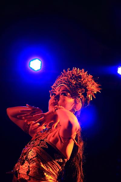 巴里島舞表演