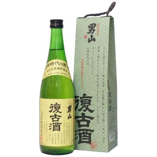 清酒 男山 復古酒(純米酒).jpg