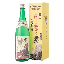 清酒 男山 特別純米「哥麿乃名取酒」.jpg