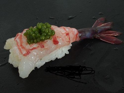 ブドウエビ 寿司.jpg