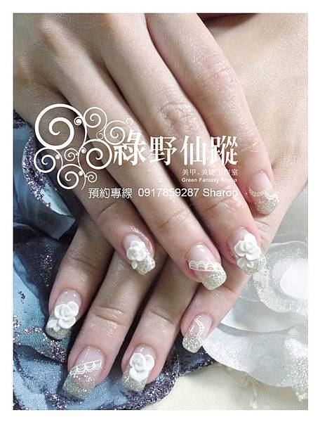 【光療指甲】20110612 陳小姐-光療延甲+粉雕夾心.jpg