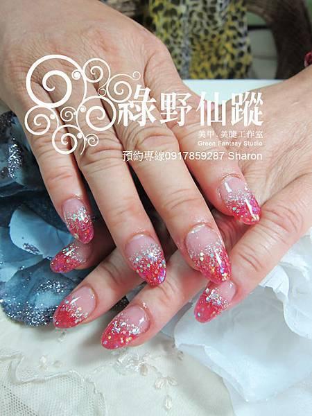 20110625鳳琴阿姨-璀璨水晶指甲.jpg
