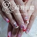 【光療指甲】20110730林小姐-單色光療02.jpg