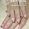 【光療指甲】20111001-延甲法式款光療指甲.jpg