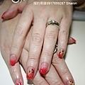 【光療指甲】1202胡小姐-紅色漸層光療指甲.jpg