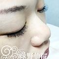 【嫁接睫毛】120根自然濃密型眼中加長 貞瑩 C型貂毛(S)