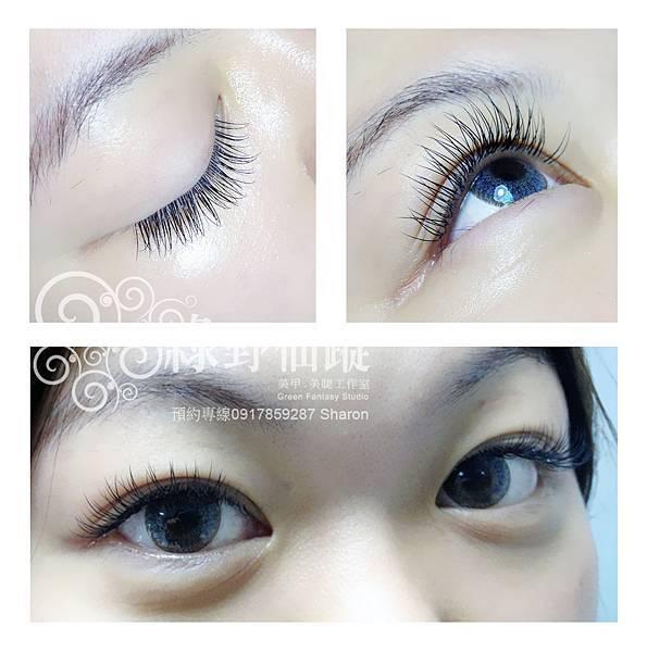 【接種睫毛】120根自然濃密型T15 38婦女節專案