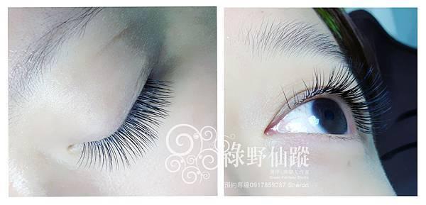 【嫁接睫毛】J 15眼中加長芭比濃密型雙眼160根