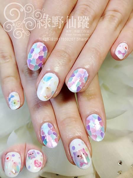 【光療指甲】nail venus日本雜誌款光療美甲