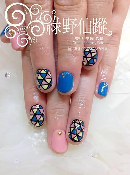 【光療指甲】幾何圖形設計款光療指甲.jpg