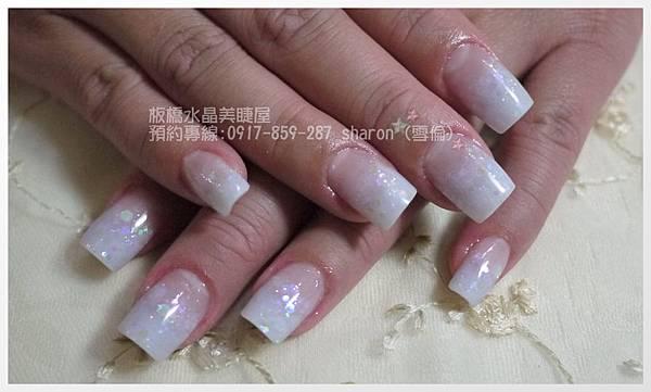 【水晶指甲】Vanessa璀璨水晶指甲02