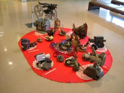 中央公民館展示品