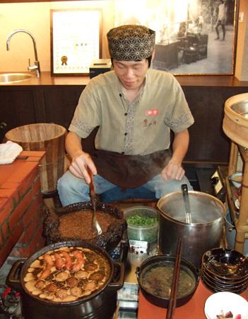 傳承百年手工料理