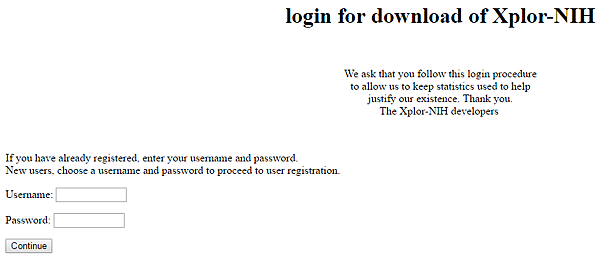 Xplor-NIH 安裝@ 艾德華的部落格:: 痞客邦::