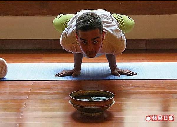 SIX SENSES SPA也有瑜伽教室。2016 蘋果日報/楊沛騏。世群旅行社
