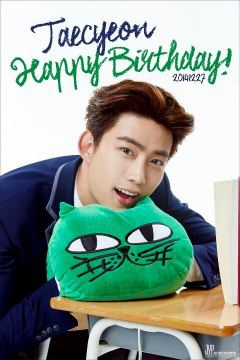 2014Taecyeon Happy Birthday:-)