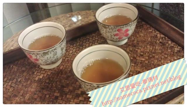 泰瑪村 迎賓茶