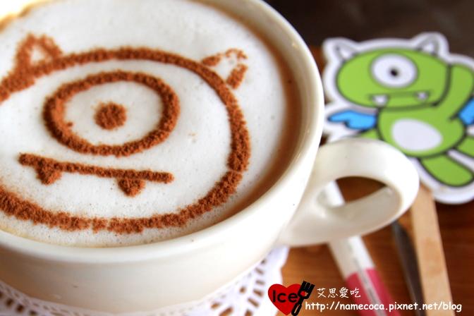 萌咖啡【卡布奇諾 NTD100】