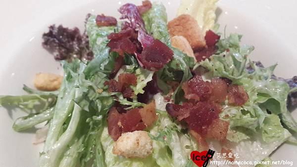 商業午餐-沙拉