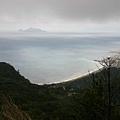 從啞口遠眺龜山島