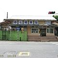 七堵站前站站房